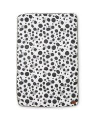 Pet Collection Dalmatian Pet Blanket