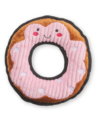 Pet Collection Donut Dog Toy