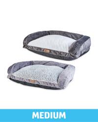 Pet Collection Medium Pet Soft Bed
