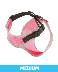 Pet Collection Mesh Pet Harness - Pink