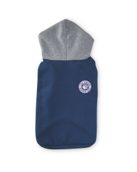 Pet Collection Navy Dog Hoodie