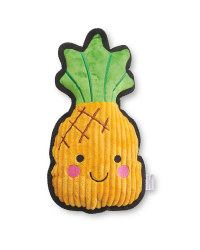 Pet Collection Pineapple Dog Toy