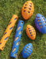 Pet Collection Small Blue Crunch Toy