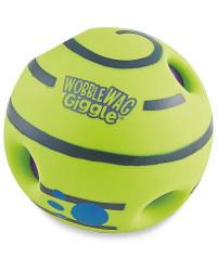 Wobble Wag Pet Giggle Ball