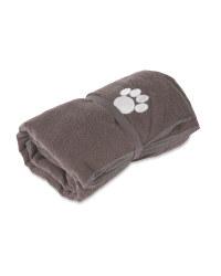 Pet Collection Charcoal Pet Towel