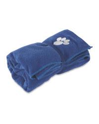 Pet Collection Navy Pet Towel