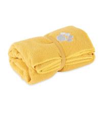 Pet Collection Ochre Pet Towel