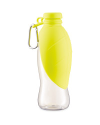 Pet Travel Water Bottle - Lime