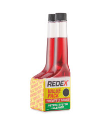 Redex Petrol Fuel Additive Twinpack
