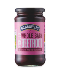Pickled Whole Baby Beetroot