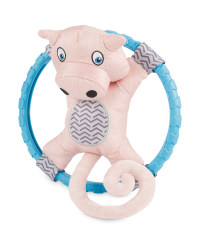 Pig Tail Frisbee Toy