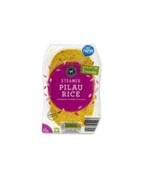 Steamed Pilau Rice