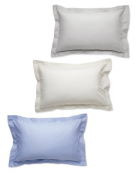 Cooling Oxford Pillowcase Pair