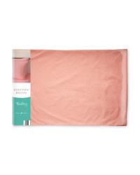 Pillowcase Pair - Coral