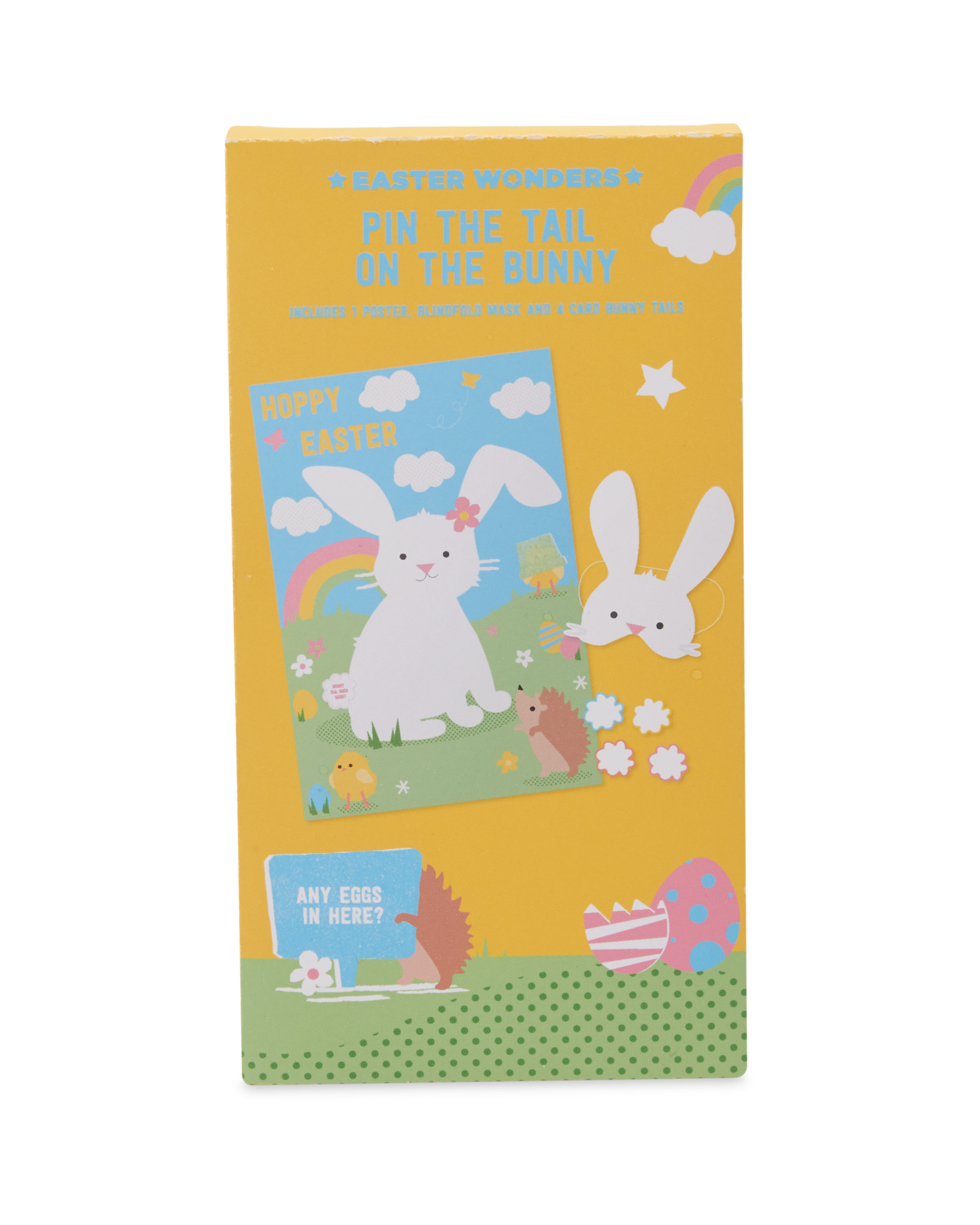 Pin The Tail On The Easter Bunny Kit
