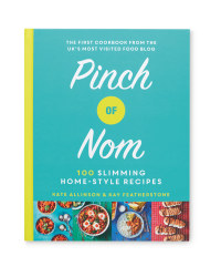 Pinch Of Nom Book