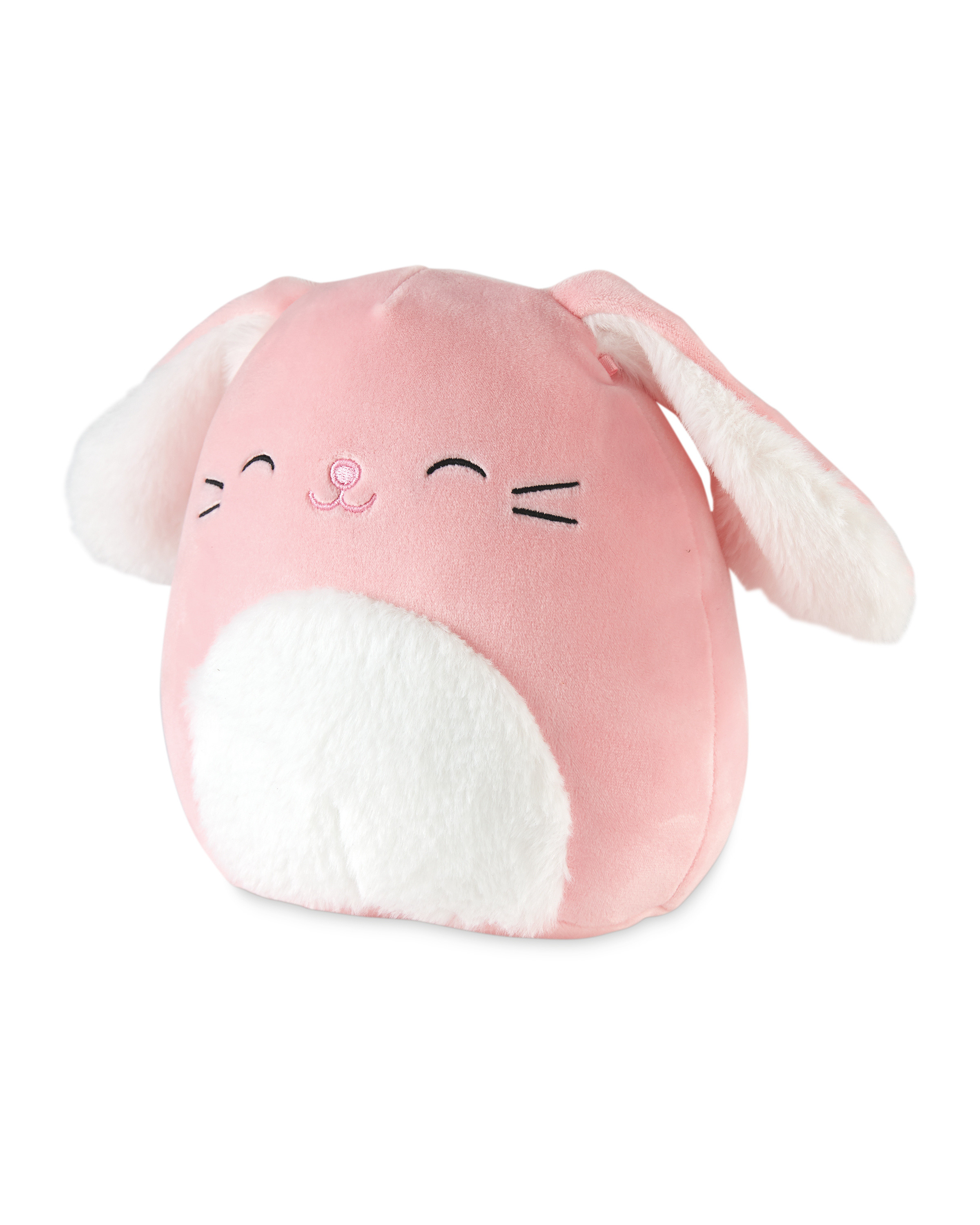 Pink Bunny Squishmallow