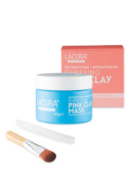 Lacura Pink Clay Mask