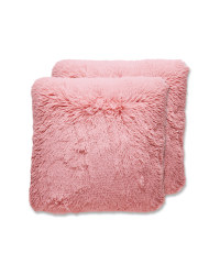 Pink Cosy Cushion 2 Pack