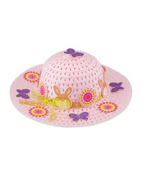 Pink Easter Bonnet Activity Kit