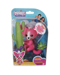 Pink Fox Fingerlings