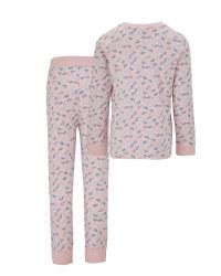 Children's Pink Unicorn Pyjamas