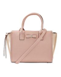 Pink Ladies' Mini Handbag