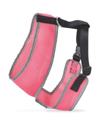 Pink Large Pet Harness