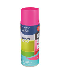 Easy Home Pink Neon Spray