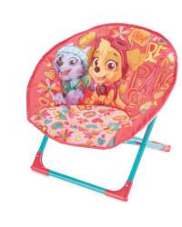 Pink Paw Patrol Moon Chair