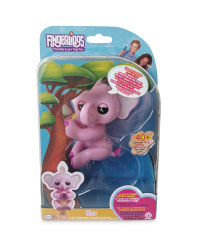 Pink Elephant Fingerlings
