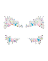 Pink/Blue Lacura Face Gems