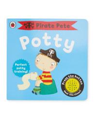 Pirate Pete Sound Book