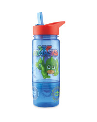 Pj Masks 2 in 1 Sip n Snack Bottle