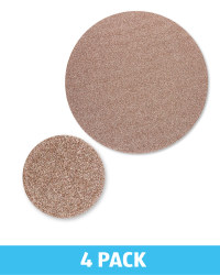 Placemat & Coasters Set Of 4 - Copper