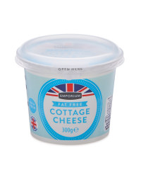 Plain 0% Fat Cottage Cheese