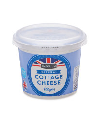 Plain Cottage Cheese