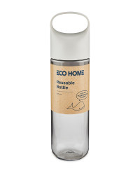 Eco Home Reusable Bottle - Grey