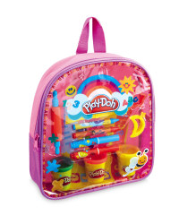 Play-Doh Backpack - Pink