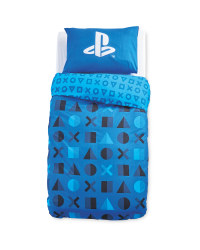 Playstation Dots Single Duvet Set