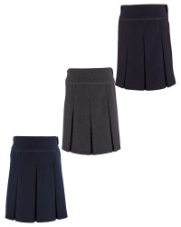 Lily & Dan Pleated Skirt