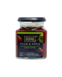 Plum & Apple Chutney