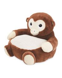 Plush Monkey Chair