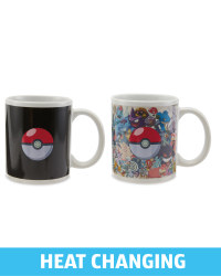 Pokémon Heat Change Mug