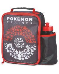 Pokémon Lunchbag And Bottle Set