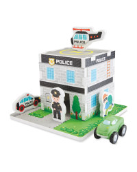 Nuby Police 3D Bath Puzzle