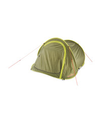 Pop Up Tent - Green