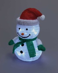 Perfect Christmas Pop-Up Snowman