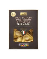 Porcini Mushroom & Truffle Triangoli