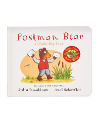 Postman Bear Board Books